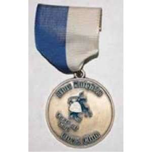Blue Knights Medal Pin: Fear of God: Home & Kitchen