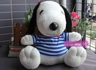 12 Peanut Snoopy soft material fill doll plush toy big