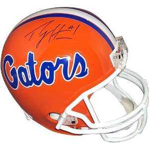 Percy Harvin Hand Signed Autographed Florida Gators Full Size NCAA