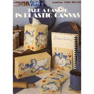 Take A Gander In Plastic Canvas Leaflet 1169 Leisure Arts: Books