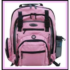 Laptop Case Notebook Bag Computer Backpack 94684 Pink