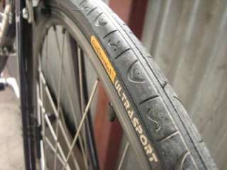 Aluminum 20.5 USA Made Road Bike Bicycle w/ Matrix 700c Wheels