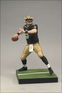 Drew Brees 3   New Orleans Saints NFL Series 23 McFarlane