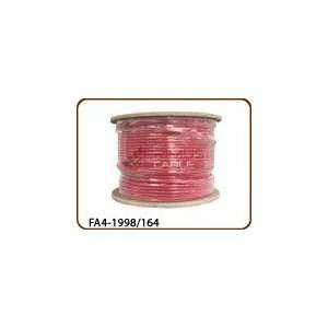 Fire Alarm Cable Shielded FPLP CMP 16AWG 4 Conductor PVC