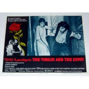 AND THE GYPSY Movie Poster Print   11 x 14 inches   Franco Nero   LC03