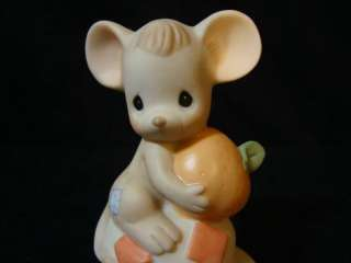 ey Precious Moments Rare Japanese Zodiac Exclusive Mouse |