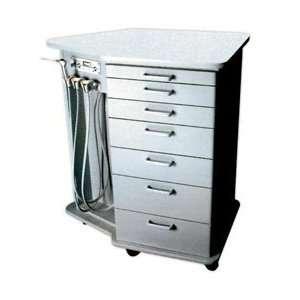 Ortho Mobile Dental Cart Cabinet Only
