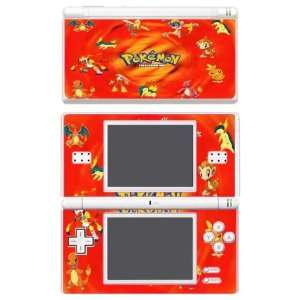Pokemon Fire Flying game Vinyl Decal Cover Skin Protector