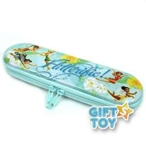 Disney Tinkerbell Tin Zipper Pencil Case Toys & Games