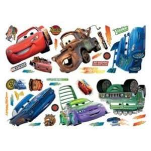 Disney Cars Wall Sticker Stikaround