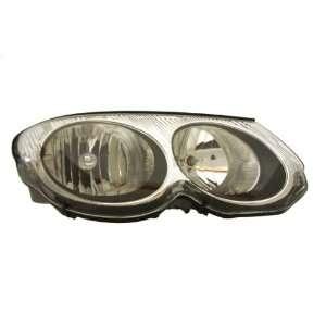Chrysler Parts 4780012AD Passenger Side Headlight Assembly Composite