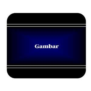 Personalized Name Gift   Gambar Mouse Pad