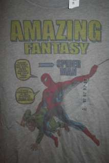 Amazing Fantasy 15 Spiderman T shirt XL Old Navy New