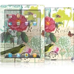 GelaSkins for The New iPad and iPad 2 (Flora and Fauna