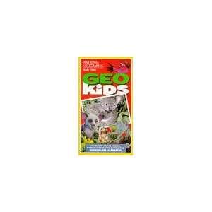 Natl Geo Geokids Tadpoles Dragonflies [VHS] National
