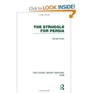 Persia (RLE Iran A) (Volume 8) (9780415608442) Donald Stuart Books