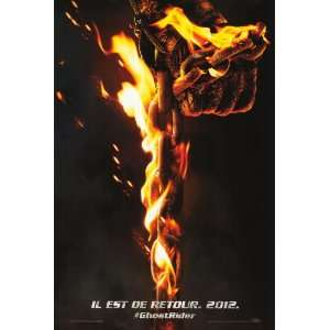 Ghost Rider 2  Spirit Of The Vengeance Advance French Version Movie