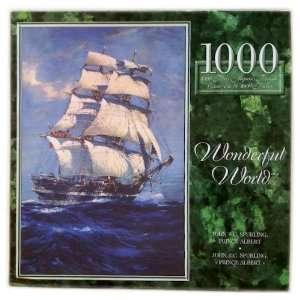 Wonderful World   1000 Piece/Prince Albert Puzzle: Toys & Games