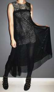 Garcons comme le fashion Fabulous Netted design des Maxi Skirt Long