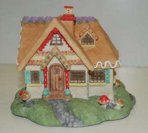 Cherished Teddies Hansel & Gretels HOME SWEET HOME