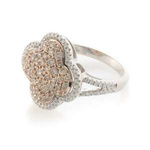 NEW Signed Greg Ruth 18k WG 1 Carat Diamond Ring: Gregg Ruth: Jewelry