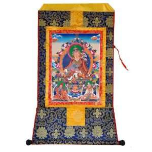 Padmasambhava, Guru Rinpoche Thangka: Home & Kitchen