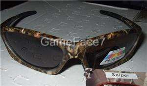 RealTree Hardwoods HD Camouflage Sniper Sunglasses CAMO