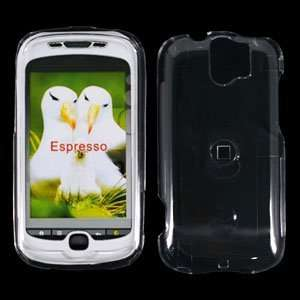 Clear Hard Protector Case For HTC MYTOUCH SLIDE 3G