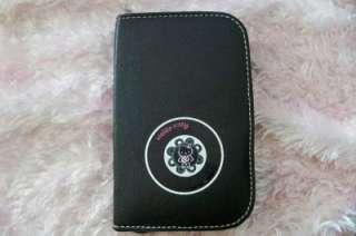 pcs Hello Kitty Makeup Brush Set Faux Leather Case