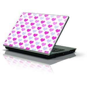 Generic 17 Laptop/Netbook/Notebook); Pink Pashion Hearts Electronics