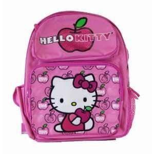 Sanrio Hello Kitty Backpack   Kitty Hug Apple School Backpack (Medium