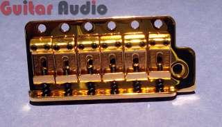 Genuine Fender MIM Classic/Highway 1 Strat Tremolo Gold