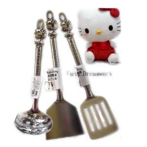 Hello Kitty Kitchen Serving Set   Sanrio Hello Kitty