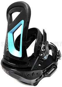 Burton Custom EST 2012 Snowboard Bindings Black Medium M