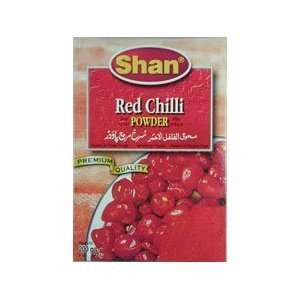 Shan Red Chilly Powder (Lal Mirch: Grocery & Gourmet Food