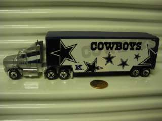 1993 NFL DALLAS COWBOYS MATCHBOX TRUCK MINT IN *GD BOX*