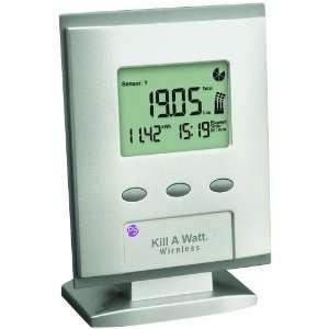 New High Quality P3 P4220 KILL A WATT(R) WIRELESS ELECTRICITY SENSOR