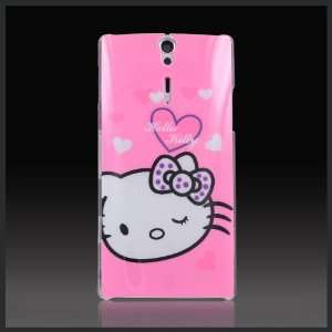 Images by CellXpressionsTM Hello Kitty Wink on Hot Pink