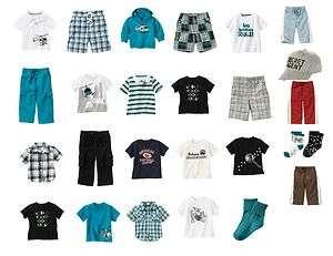 SPY GUYS Tops Shorts Shirts Pants 1Pc  U PICK CHOOSE Baby Boys