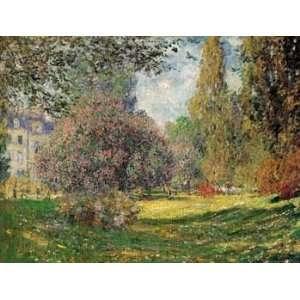 12X16 inch Claude Monet Impressionist Canvas Art Repro The