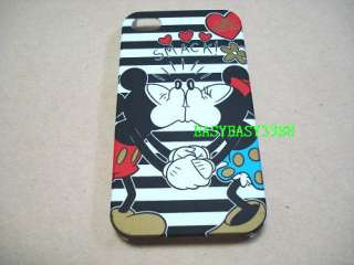 Minnie Mouse slim case back cover for iphone 4 4G 4S