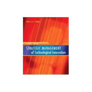 Strategic Management of Technology & Innovation, 2ND EDITION Books