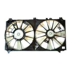 TYC 622060 Lexus IS350 Replacement Radiator/Condenser Cooling Fan