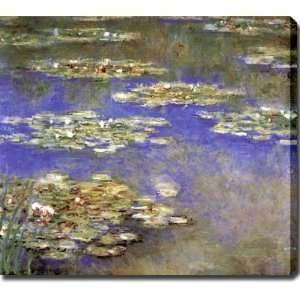 Claude Monet Water Lilies Giclee Canvas Oil Brush Art