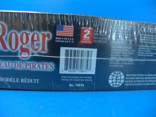 Lindberg 1/130 Jolly Roger Pirate Ship LND70874 Plastic Model Kit Sea