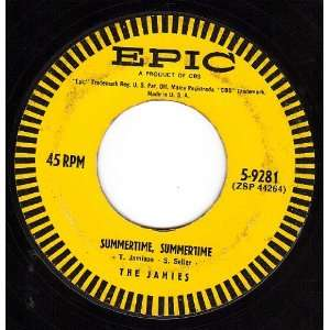 Summertime/Searching For You (VG+ 45 rpm) The Jamies Music