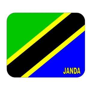 Tanzania, Janda Mouse Pad: Everything Else