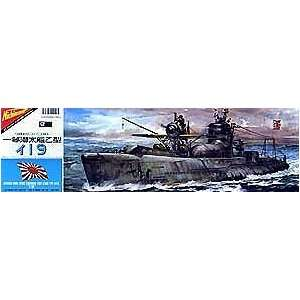 Nichimo 1/200 Scale Japanese Submarine I 19 Kit Toys