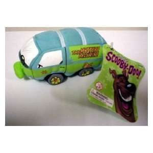 Scooby doo Mystery Machine Bean Bag Toy Toys & Games