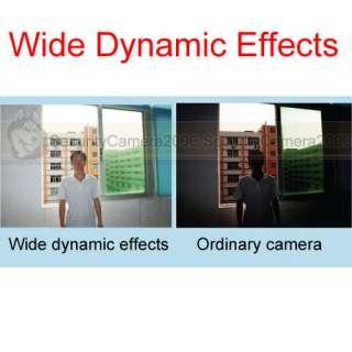 600TVL Sony CCD WDR 8mm License Plate Board Camera DNR
